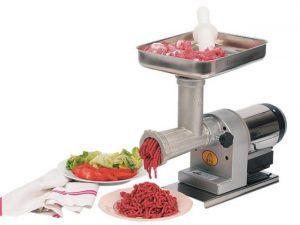 Comment fonctionne un hachoir à viande?